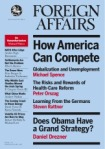 Cover of Foreign Affairs