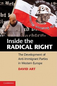 Cover of Inside the Radical Right by David Art
