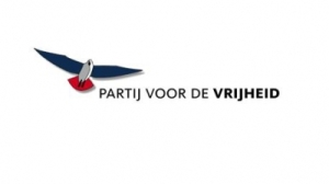 Logo of Dutch Freedom Party (PVV)